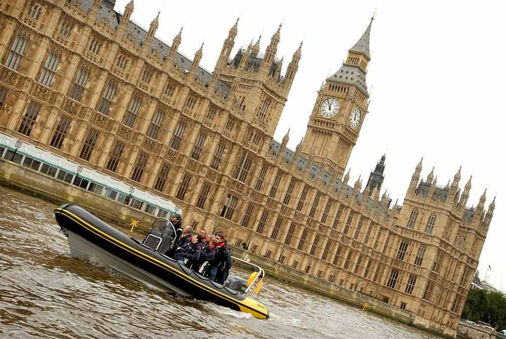 London Rib parliament