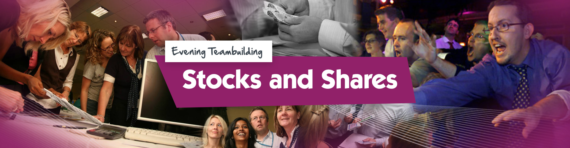Teambuilding | Stocks and Shares