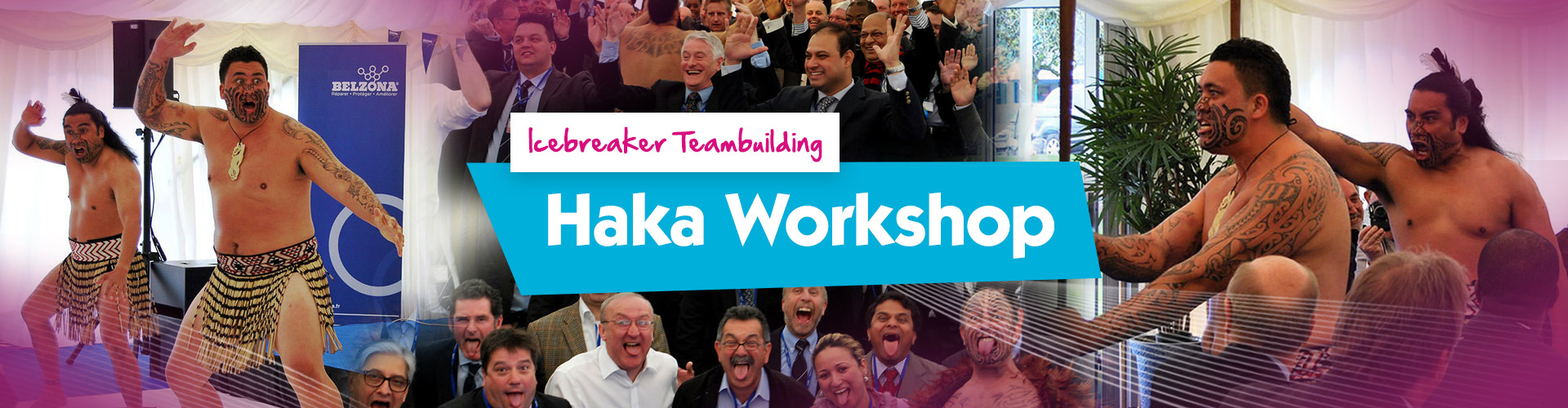 Teambuilding | Haka Workshop