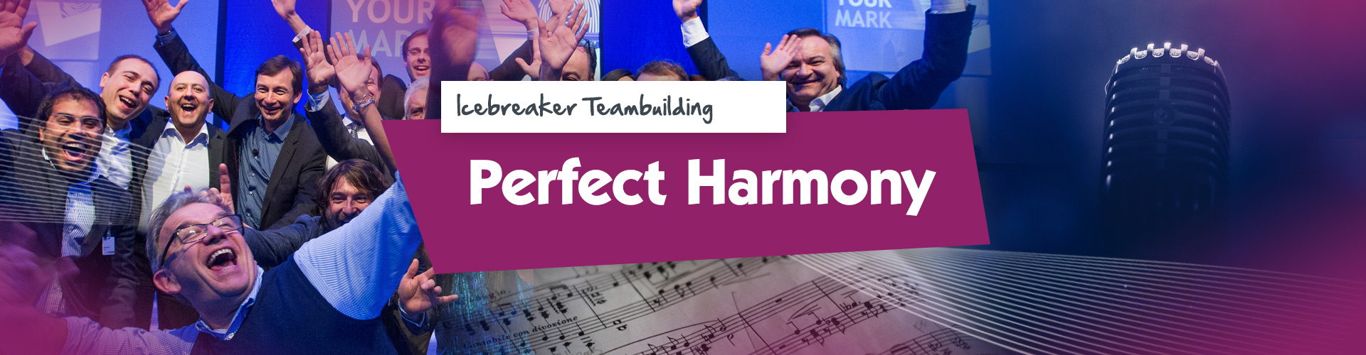 Teambuilding | Perfect Harmony