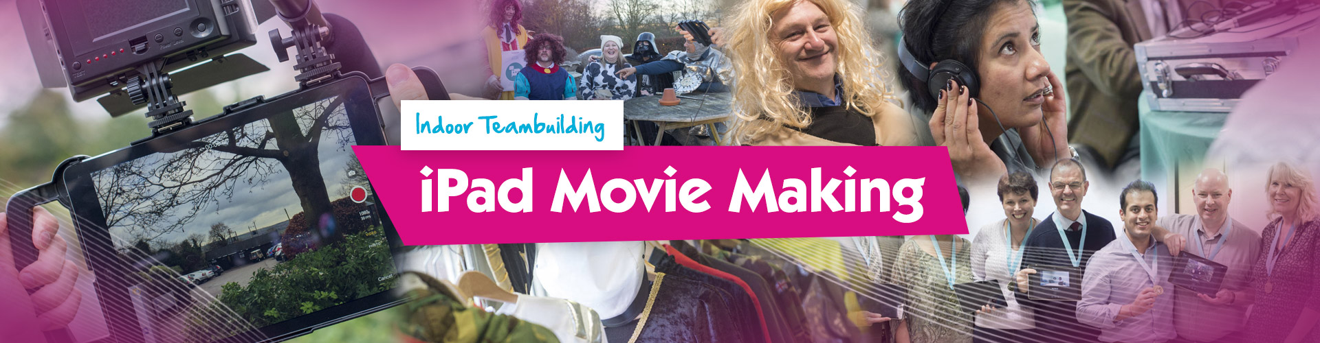 Teambuilding | Movie Making