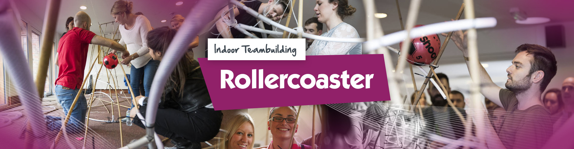 Teambuilding | Rollercoaster