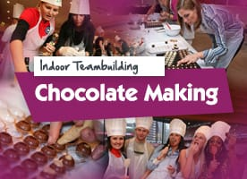 Indoor Team Building Activities And Events