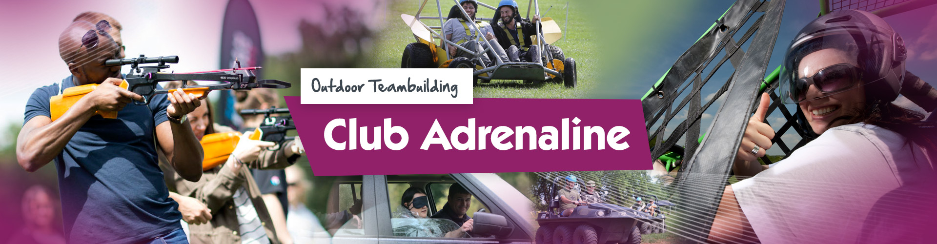 Teambuilding | Club Adrenaline