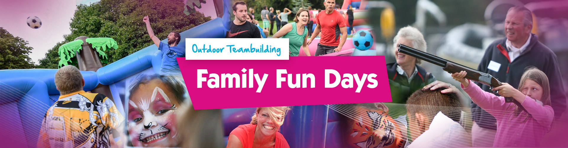 STeambuilding | Family Fun Days