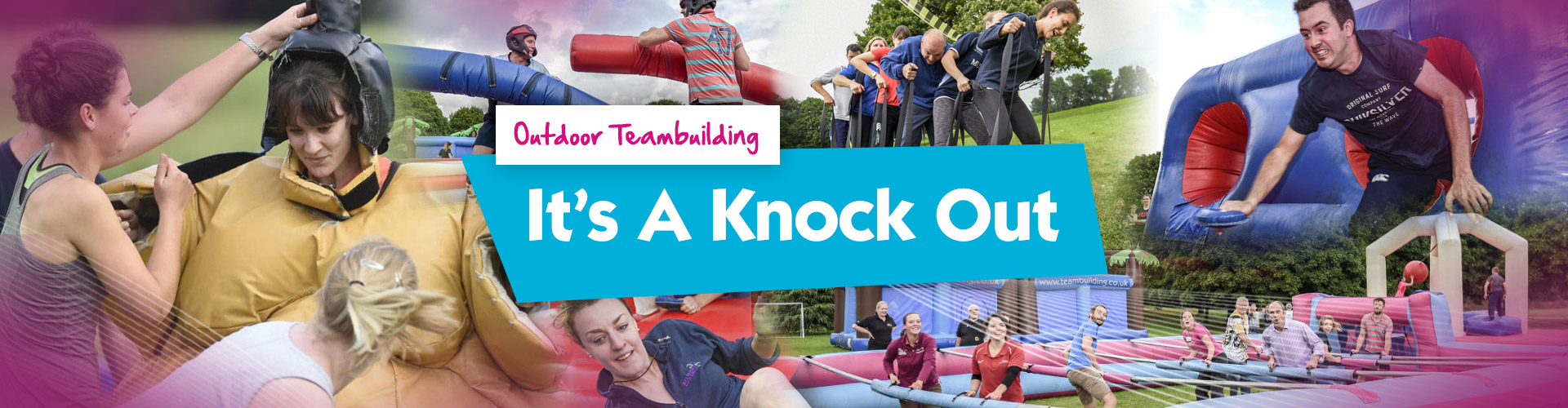 Teambuilding | It's A Knock Out