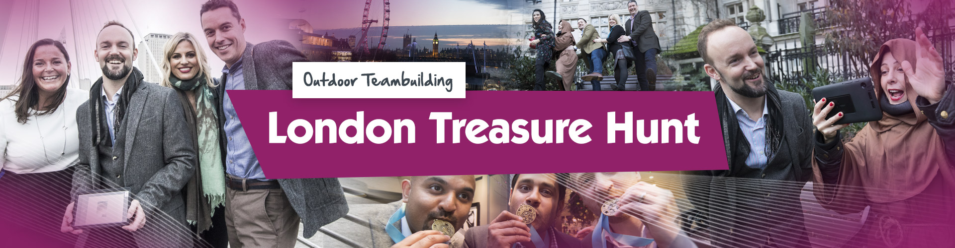 Teambuilding | London Treasure Hunt
