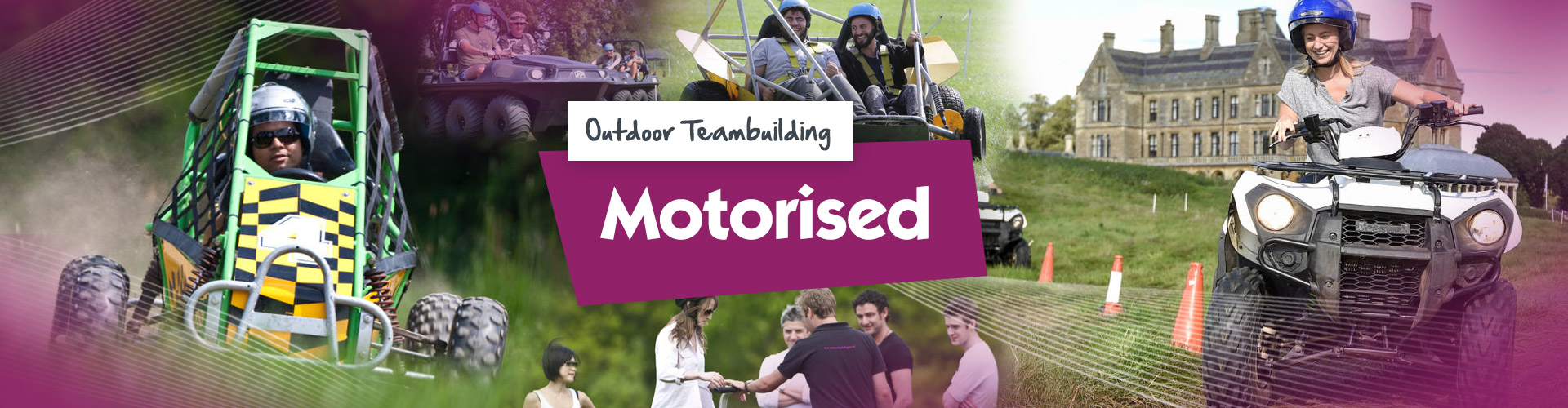 Teambuilding | Motorised