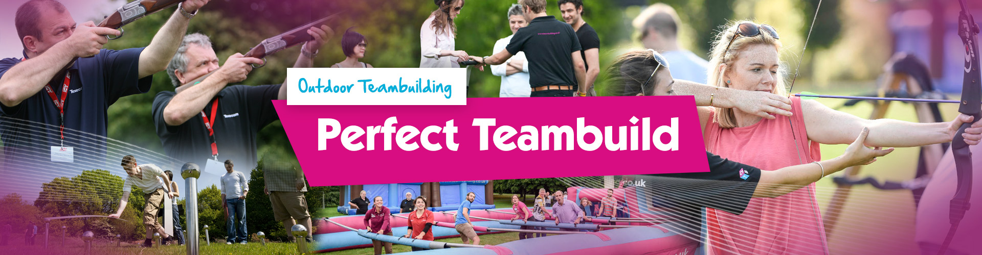 Teambuilding | Perfect Teambuild