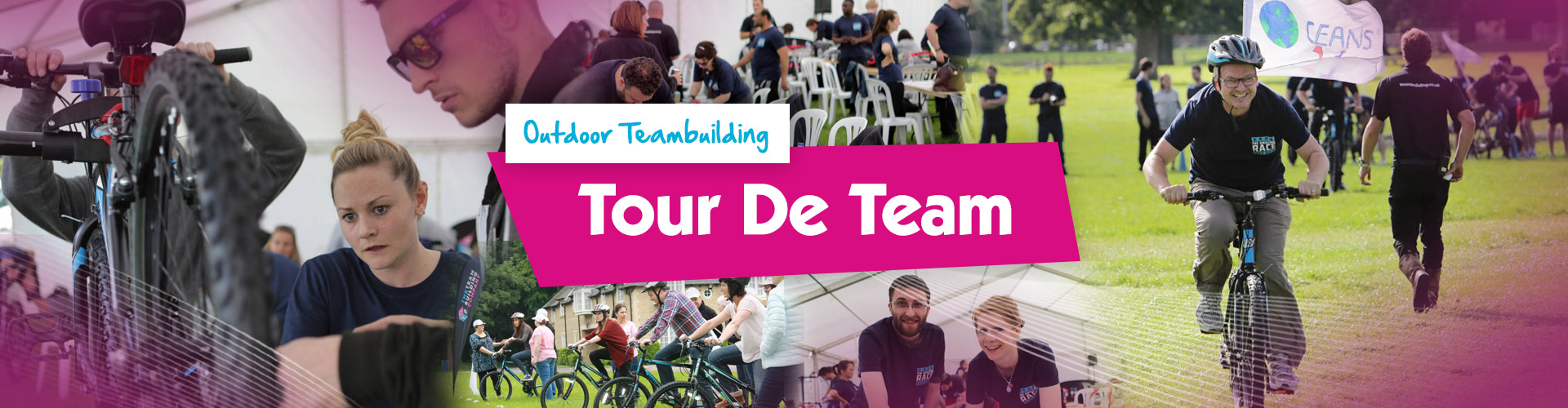 Teambuilding | Tour De Force