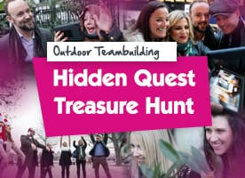 Hidden Quest team building
