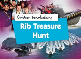 Treasure Hunt outdoor team building activities