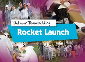 Rocket Launch outdoor team building