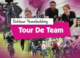 Tour de team event