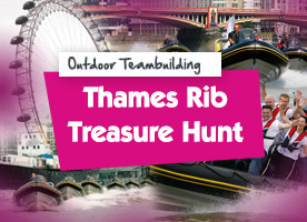 Thames team building activity