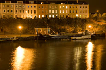 Team building venues in Bristol by Night