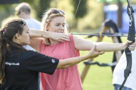 Archery instructor guidance