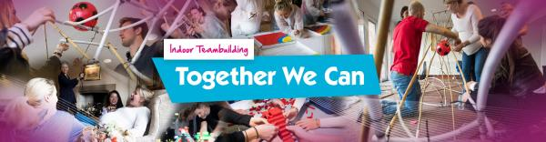 Teambuilding | Together We Can