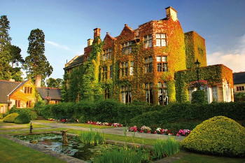 Team building venue - Pennyhill Park