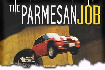 the parmesan job poster