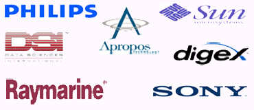 Technology Clients Logos